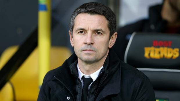 Aston Villa boss Remi Garde looks likely to be the man to oversee their relegation.