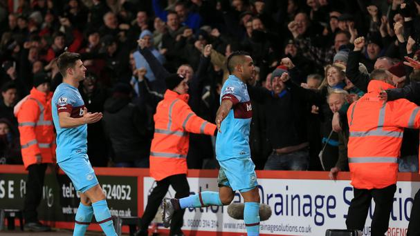 West Ham manager Slaven Bilic hailed Dimitri Payet's display at Bournemouth