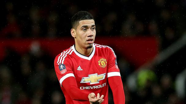 Chris Smalling is hoping Manchester United can bounce back against Liverpool on Sunday
