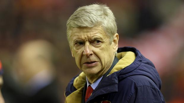 Arsene Wenger was frustrated to concede a last-gasp equaliser