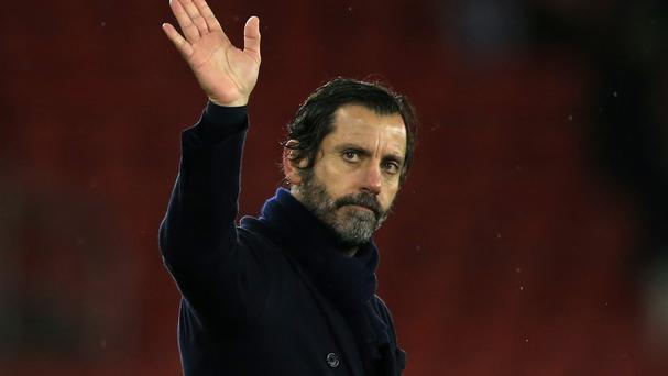 Watford manager Quique Sanchez Flores refused to criticise his team's performance in their 2-0 defeat at Southampton