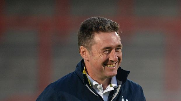 Tottenham head of player development John McDermott, pictured, hopes Tracey can develop his talent within their Academy