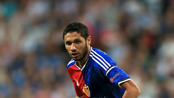 Egypt midfielder Mohamed Elneny has joined Arsenal from Basle