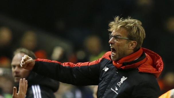 Liverpool manager Jurgen Klopp believes football has to be entertaining