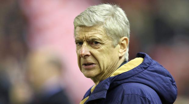 Arsenal manager Arsene Wenger is impressed with Stoke