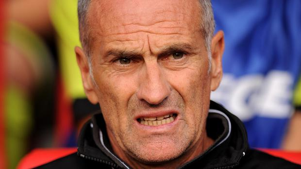 Francesco Guidolin is set to be named as Swansea's new head coach
