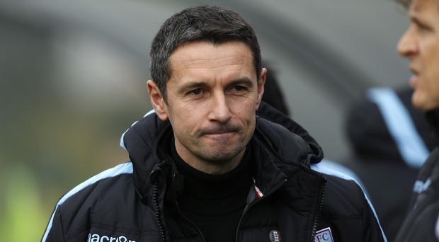 Aston Villa manager Remi Garde thinks he is starting to get his message across to his players, but is it too late?