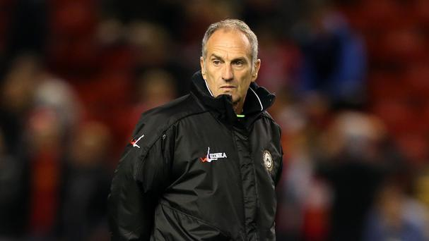 Francesco Guidolin is the new head coach of Swansea