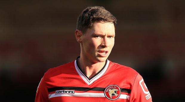 George Evans has joined Reading