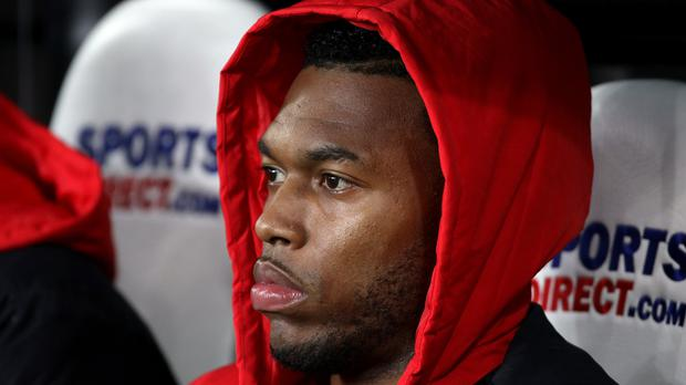 Daniel Sturridge has sat out a run of matches for Liverpool