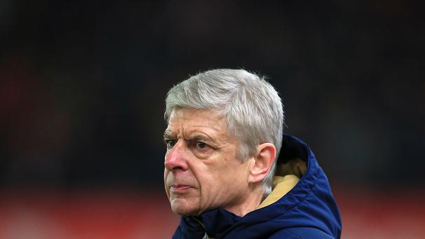 Arsene Wenger admitted Arsenal's decision to play Champions League matches at the old Wembley was a mistake