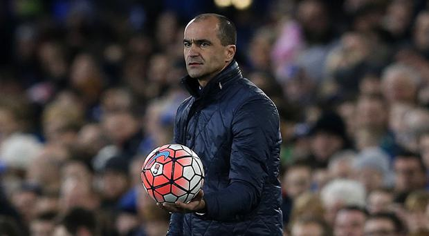 Roberto Martinez will not allow any key players leave Everton in January