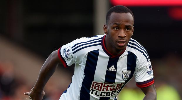 West Brom have had no bids for Saido Berahino this month