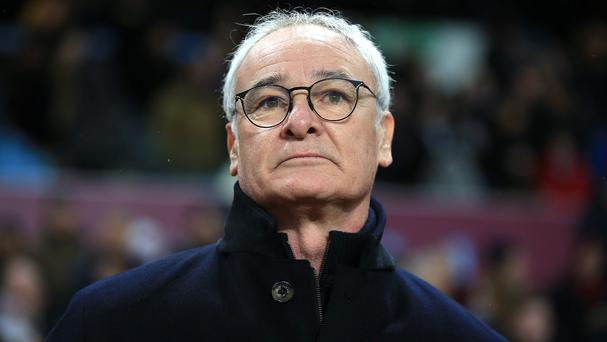 Leicester manager Claudio Ranieri, pictured, has added Daniel Amartey to his squad