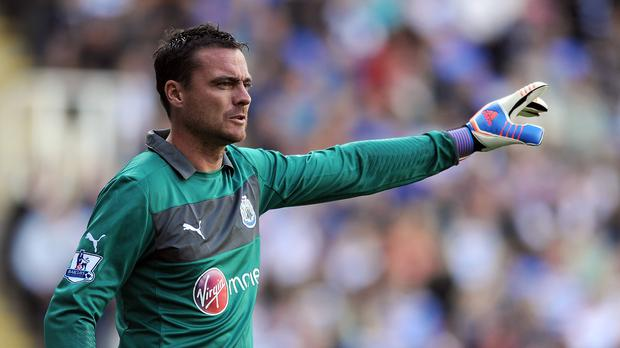 Steve Harper, the former Newcastle United goalkeeper, has joined Sunderland