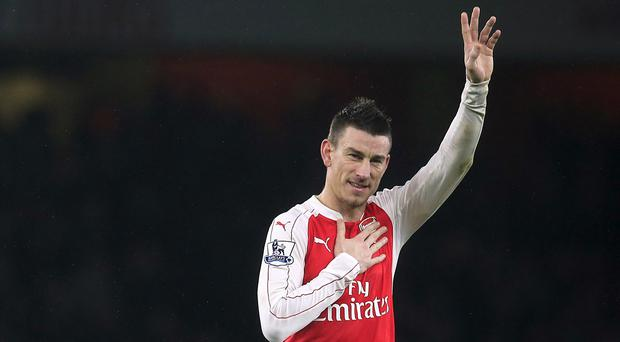 Arsenal's Laurent Koscielny knows they face a tough run of away games in the coming weeks
