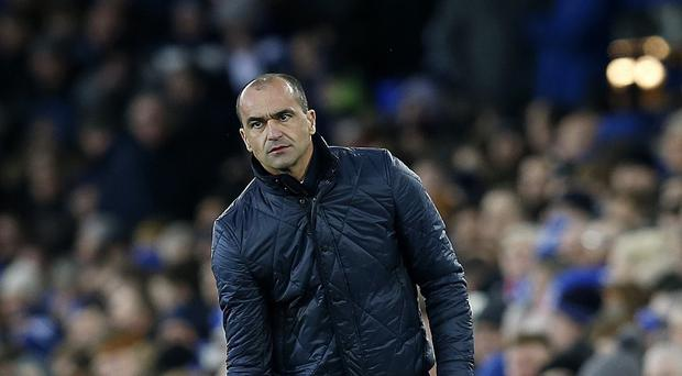 Roberto Martinez has defended Swansea's handling of their managerial situation