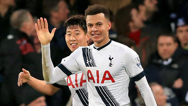 Dele Alli's individual effort lit up Tottenham's win over Crystal Palace