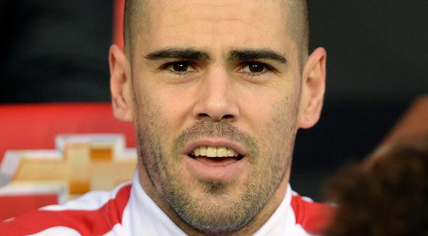 Victor Valdes has left Manchester United for Standard Liege