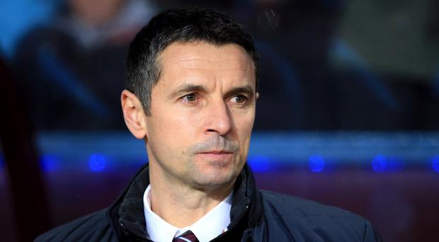 Remi Garde was encouraged by the spirit Aston Villa displayed at West Brom