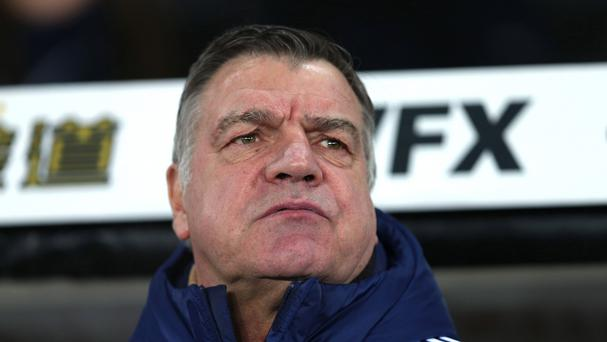 Sunderland manager Sam Allardyce has admitted the pressure of a Barclays Premier League survival fight is always with him