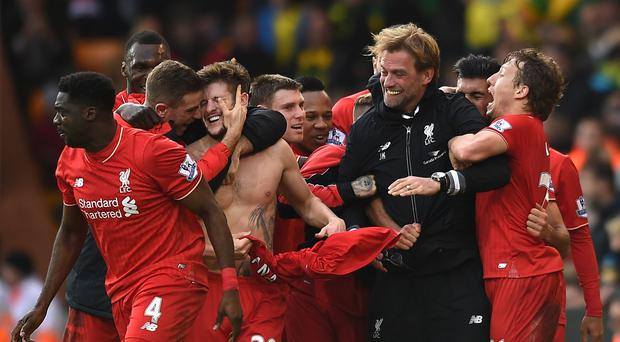 Jurgen Klopp is keen for Liverpool to tighten up their defence