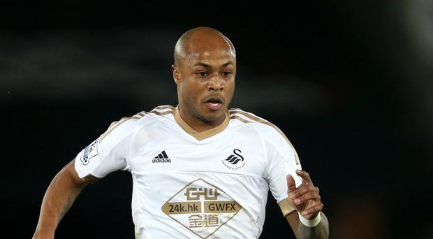 Sunderland are stepping up their interest in Swansea's Andre Ayew