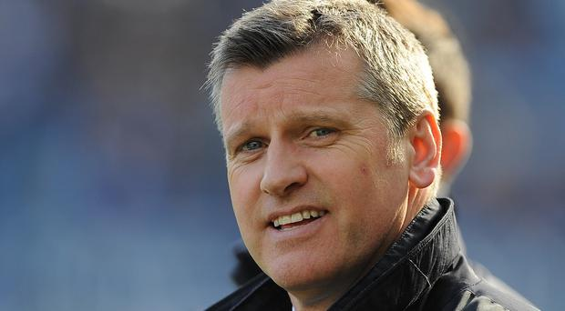 Eric Black has joined Aston Villa as first team coach