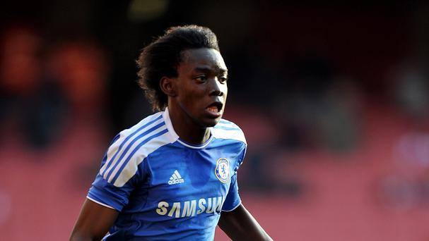 Bertrand Traore played for Chelsea under-18s, when aged 16, in an apparent breach of FIFA regulations