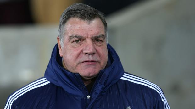 Sam Allardyce is closing in on a new signing