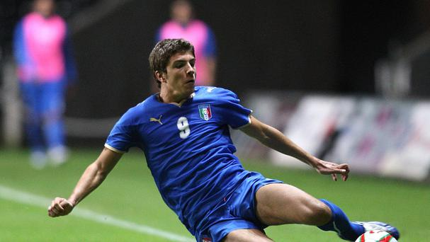 Alberto Paloschi is on his way to Swansea