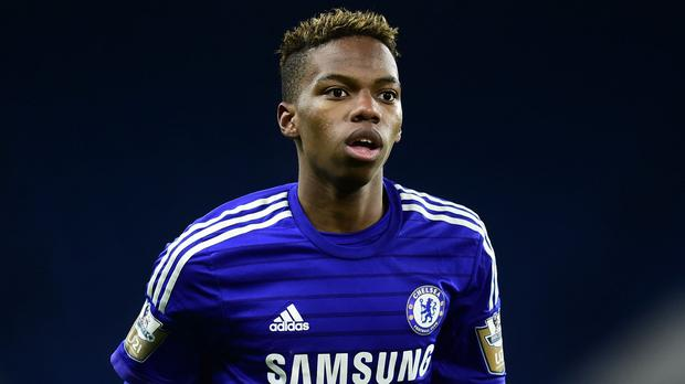 Charly Musonda has joined Real Betis