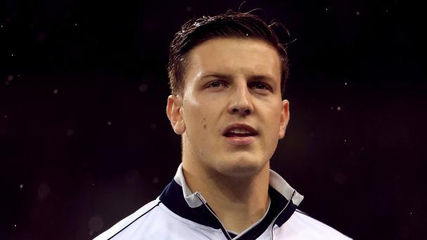 Kevin Wimmer is set to fill in for the injured Jan Vertonghen