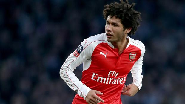 Mohamed Elneny must improve the physical side of his game, Arsene Wenger has said