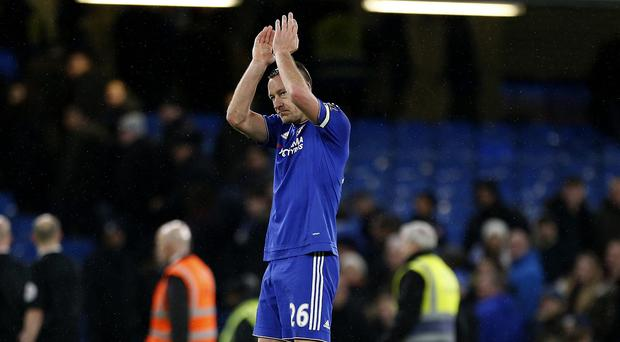 John Terry has announced he will leave Chelsea at the end of the season