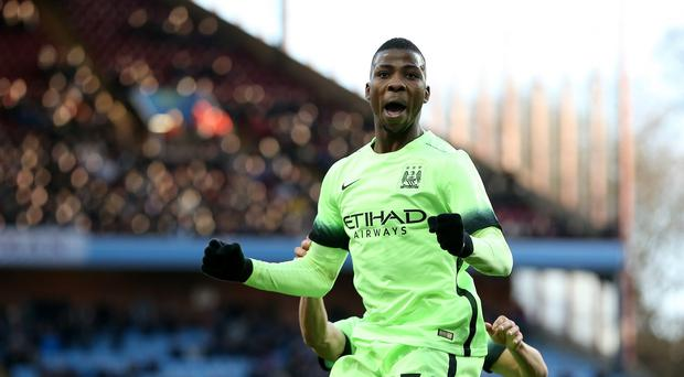 Kelechi Iheanacho scored a hat-trick as Manchester City continued their quest for a clean sweep with a 4-0 FA Cup win over Aston Villa on Saturday.