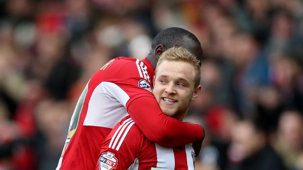 Tottenham's Alex Pritchard had a successful loan spell at Brentford last season