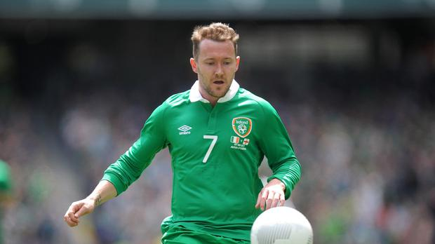 Aiden McGeady had interested several Championship clubs