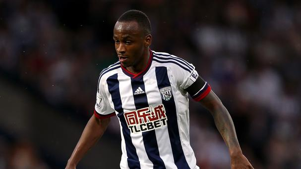 West Brom's Saido Berahino has been the subject of speculation during the January transfer window