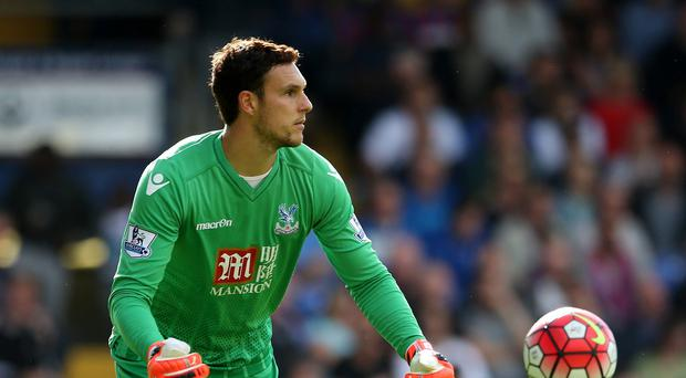 Crystal Palace's Alex McCarthy could head to the Championship on loan