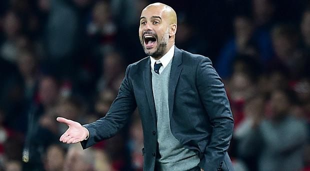 Pep Guardiola was the talk of Twitter on transfer deadline day