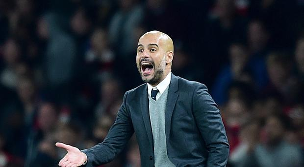Pep Guardiola's summer arrival at Manchester City will provide inspiration for other managers, according to Everton boss Roberto Martinez