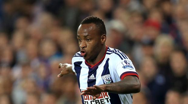 Newcastle head coach Steve McClaren has insisted a successful deadline day swoop for Saido Berahino, pictured, would have been a bonus