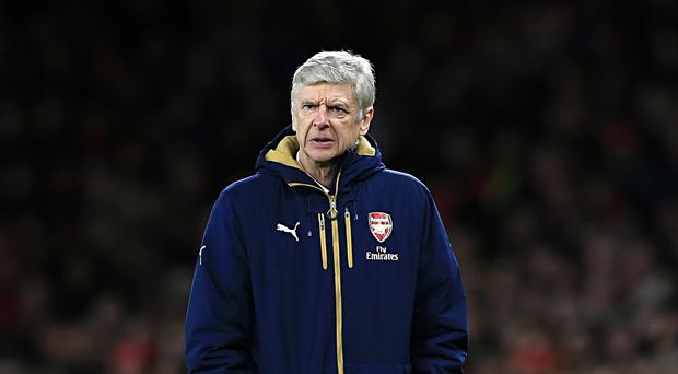Arsene Wenger was left frustrated as Southampton held his Arsenal side at bay