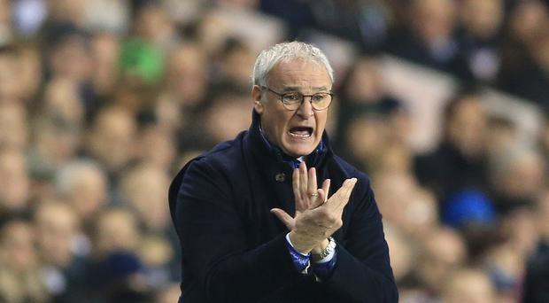 Boss Claudio Ranieri has turned Leicester into shock title contenders this season.