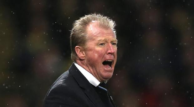 Newcastle head coach Steve McClaren has demanded an immediate reaction from his players after the 3-0 defeat at Everton.
