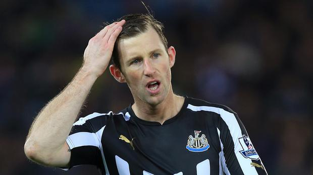 Mike Williamson left Newcastle last month to join Wolves