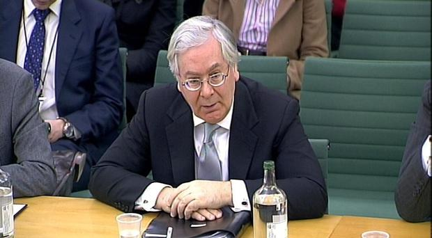Former Governor of the Bank of England Mervyn King has been appointed to Aston Villa's board