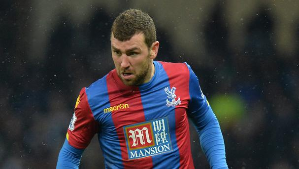 James McArthur has announced on Twitter he will be out for the rest of the season with ankle ligament damge