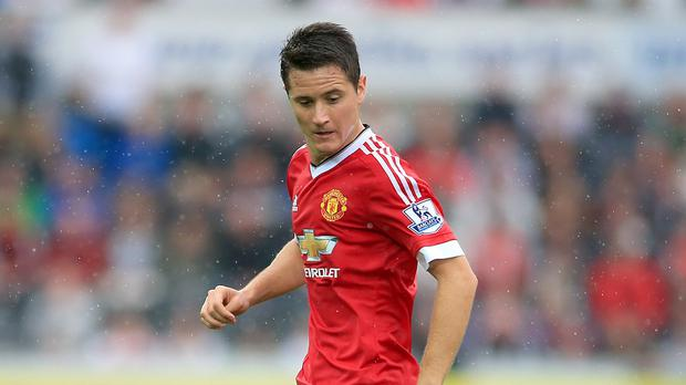Manchester United midfielder Ander Herrera is looking forward to seeing Pep Guardiola in the Premier League